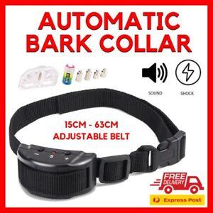 Pet853 antibark Bark Corre sound Static Zap E-collar 6v battery Included