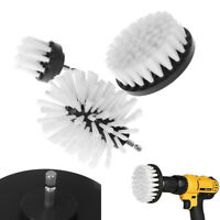 White Electric Floor Cleaning Brush Drill Power Tool Removing Stubborn St I2