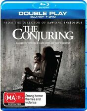 Conjuring The (DVD / Blu-ray, 2013, 2-Disc Set)