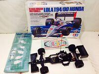 Tamiya 58148 LOLA T94/00 HONDA Rahal-Hogan MotorolaF1 1/10 RC Kit F103L  Chassis