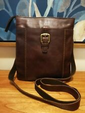 Handcrafted Leather Crossbody Bag