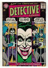 DC Detective Comics Batman 332 joker appearance VG+ 4.5 last laugh