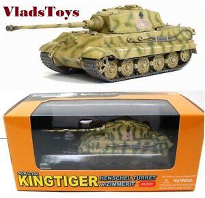 Dragon Armor 1/72 Sd.Kfz.182 King Tiger II German Army 3./sHPzAbt 501 #333 62008