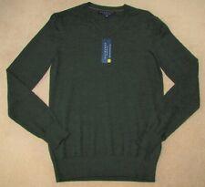 HATHAWAY Platinum Merino Wool Sweater - S