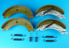 1 Axle Set of 200x50 KNOTT Type Trailer Brake Shoes for HB505 IFOR WILLIAMS