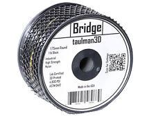 Taulman Nylon Bridge 3D Printing Filament - Black 1.75mm