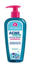 dermacol acneclear Maquillaje Extracción & gel de limpieza