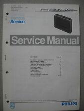 Philips AQ6613 Service Manual