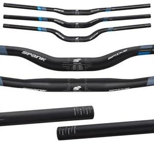 SPANK SPIKE 800 VIBROCOR BAR  30 RISE Handlebar 31.8mm