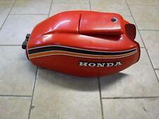 78 79 Honda CB400A CB400T Red Fuel Tank OEM 17500-413-771ZB