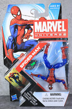 "Marvel Universe SPIDER-MAN Ultimate Peter Parker 4"" Action Figure #007 7 Hasbro"