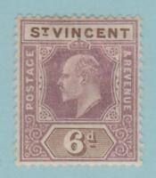 St Vincent 76 Mint Hinged OG * - No Faults Very Fine!
