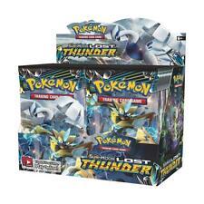 Pokémon TCG Sun & Moon Lost Thunder Booster-Box - Enthält 36 Booster-Packs