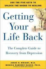 Getting Your Life Back: The Complete Guide to Recovery from Depression-ExLibrary