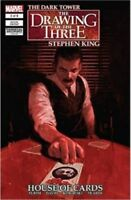Dark Tower Drawing of the Three House of Cards #3 Stephen King comic  NM
