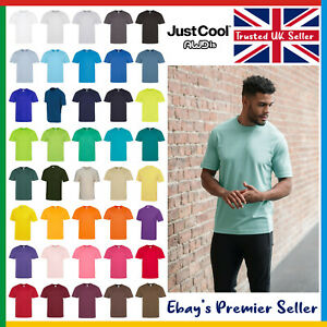 AWDis Cool T-Shirt - Mens 100% Polyester Plain Tee - Wicking Quick Dry Light