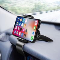 Universal Car Auto Dashboard Phone Clip Holder Mount Stand Cradle HUD Design