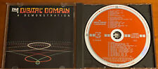 The Digital Domain - A Demonstration West Germany Target CD