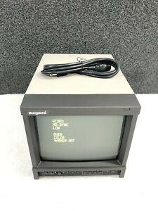 IKEGAMI TM9-3D MONITOR / 120V / 50Hz / 60Hz / 0.9A / TM9-3DA W/ POWER CORD
