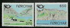 Faroe Islands 1991 Nordic Countries Set. U/M.