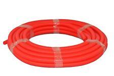 Flexibles Wellrohr M28 50 m Rot Ring Elektrorohr Schutzrohr Leerrohr