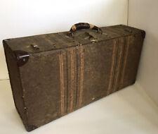 antique suitcase luggage