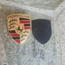 Original Porsche Emblem inkl. Dichtung