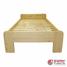 Bettgestelle ohne Matratze aus Kiefer zum Zusammenbauen