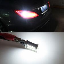 2X White Error Free LED Reverse Back up Light Bulb For Mercedes CLS C218 10-2015