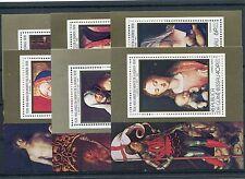 Guinea Bissau blocco 127/32 a posta freschi/arte-A. DÜRER... 1/2796