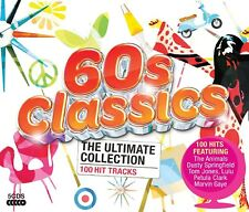 60S CLASSICS 5 CD NEUF LOUIS ARMSTRONG/THE TURTLES/MARMALADE/+
