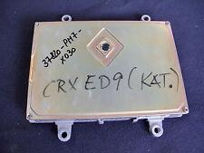 Dispositif de commande ECU HONDA CRX ed9 BJ. 89-1992 37820-pm7-x030