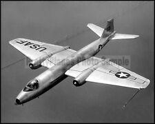 USAF B-57A B-57 Canberra First Production A/C 1953 8x10 Aircraft Photos
