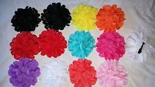 Joblot 36 Flower HairClips Wedding Bridal Bridesmaid Prom Festival New Wholesale