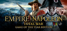 Empire & Napoleon Total War Collections PC & MAC *STEAM CD-KEY* 🔑🕹🎮