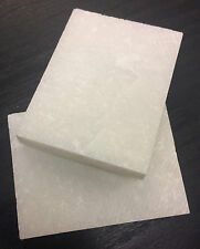 French Chalk Soapstone Slabs Panels for Arts & Crafts, Carving Sculpting etc x 5