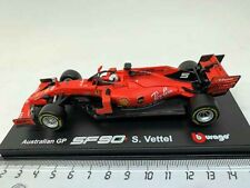 18-36814 Bburagon 1/43 Australian GP SF90 #5 Vettel Ferrari F1