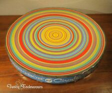 1968 Springbok Circular Op Art Jigsaw Puzzle Whirling Discs by Tadasky
