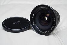 Vivitar Kiron Auto Wide Angle Lens 20mm f/3.8 Konica AR mount NEX A7 m4/3 Adapt