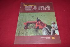 New Holland 66 Hay Baler Dealers Brochure YABE15