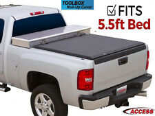 Access Toolbox Tonneau Truck Bed Cover 2007-2018 Toyota Tundra 5.5 FT w T/S