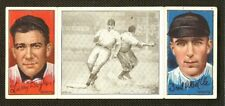 1912 HASSAN TRIPLE FOLDER T202 #56 Easy for LARRY, MERKLE, DOYLE