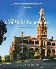 NEW  The Constant Renovators: Restoring Grandeur, Romeo (PB 2015) Free Postage