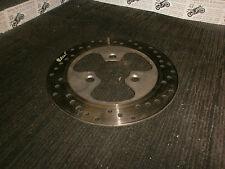 peugeot elystar 125 efi abs 2007 Rear brake discs