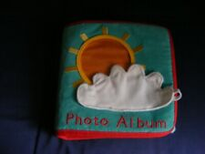 Baby's First Photo Album Soft Sided
