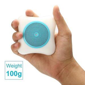 Wireless Bluetooth Mini Speaker With LED Light  Amazing Sound Quality