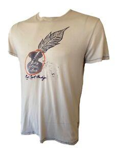 Paul Smith Jeans Mens Vintage Graphic T Shirt Size L