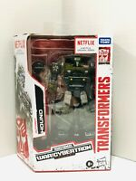 Transformers Hound Netflix War for Cybertron Hasbro Action Figure - NEW