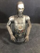 Promo New Rare Star Wars Gentle Giant Mini Bust C-3Po Attack of Clones Lmtd #524