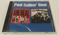 PAUL COLLINS' BEAT - To Beat Or Not To Beat / Long Time Gone - CD